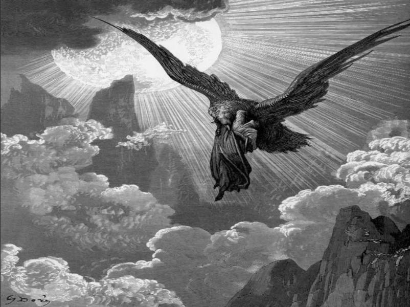 Ларра - герой рассказа старухи Изергиль