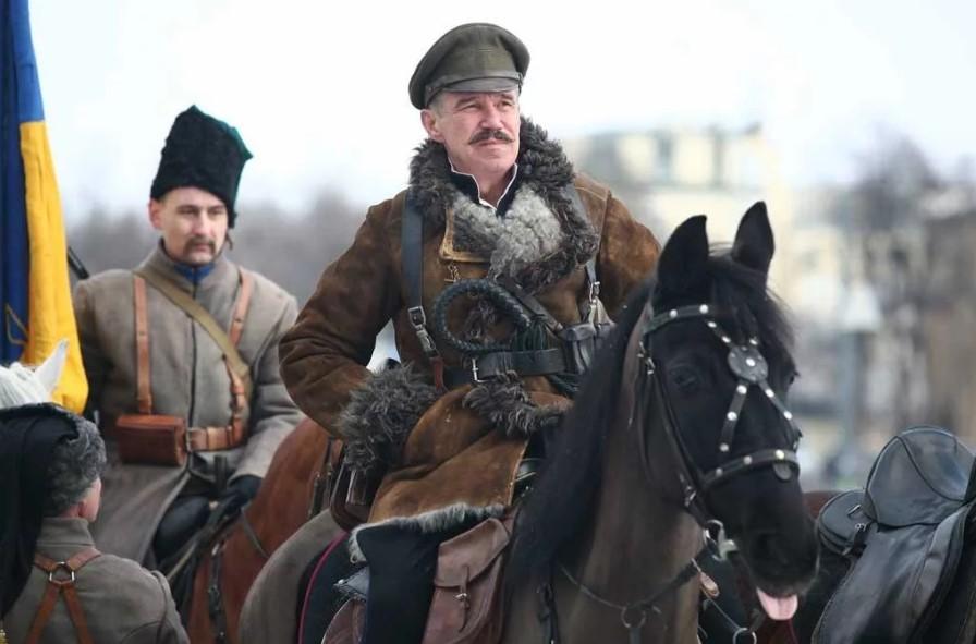 Войска Симона Петлюры входят в Киев