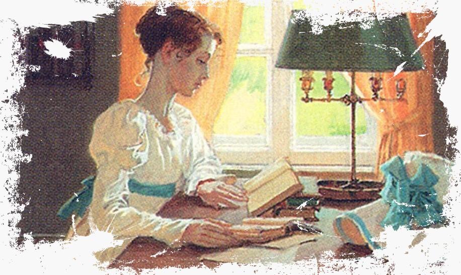 Татьяна в кабинете Евгения